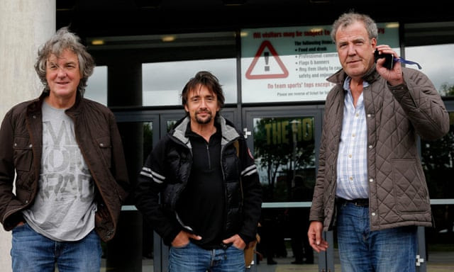 Adverse conditions … Jeremy Clarkson's firing from Top Gear and the departure of James May and Richard Hammond was the pinnacle of 'a perfect storm' that was building between the show and the BBC, Andy Wilman has said.