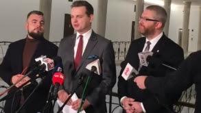 Konfederacja chce odwołania ministra finansów, Tadeusza Kościńskiego