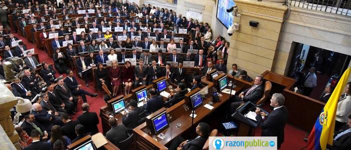El legislativo en función publica