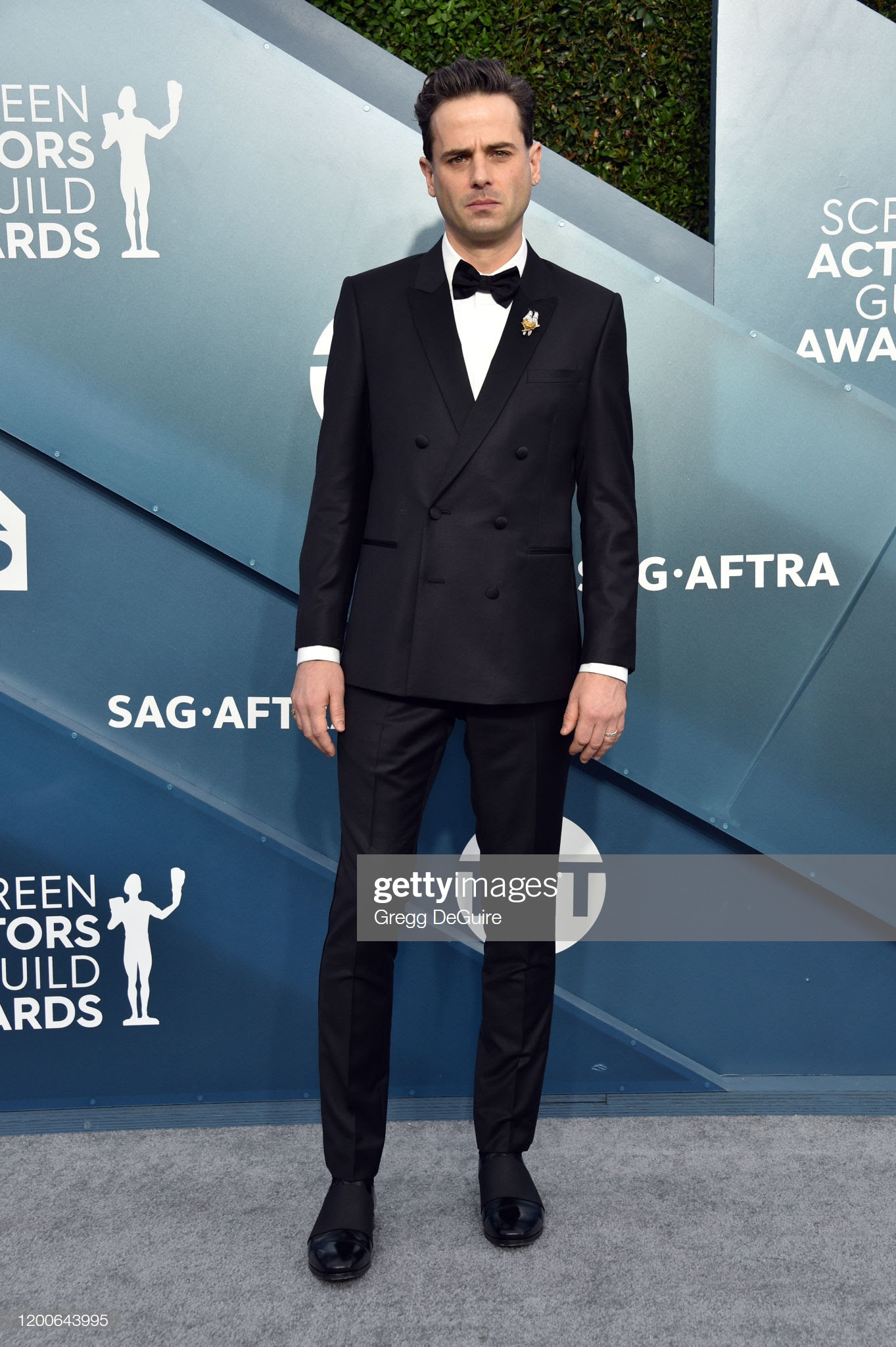 """8aa8b14f f95c 43a7 ad64 a2c87add0654 - Screen Actors Guild Awards"""" 2020: Scarlett Johansson y Leonardo Dicaprio entre las celebrities que lucieron Jimmy Choo"""