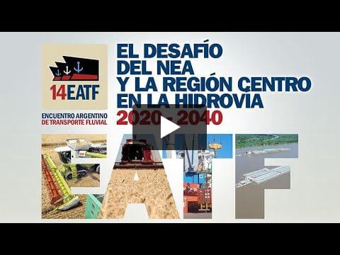 """""""La BCR ha participado siempre activamente en el desarrollo del transporte fluvial"""""""