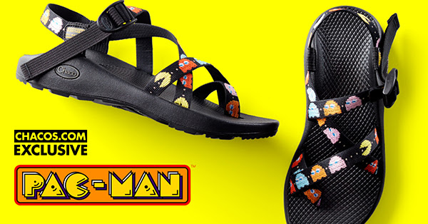 Exclusive: PAC-MAN Shoes!!