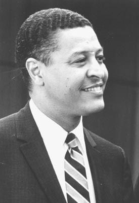Former MSU president Clifton Wharton Jr.
