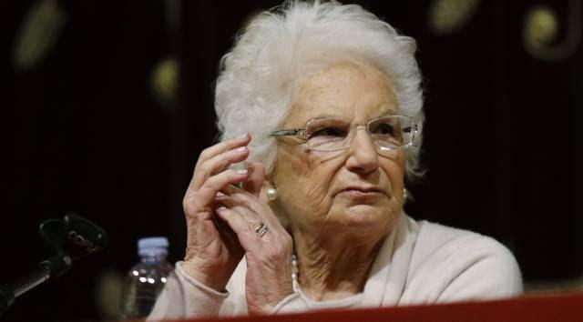 Sobrevivente do Holocausto, senadora italiana vive sob escolta