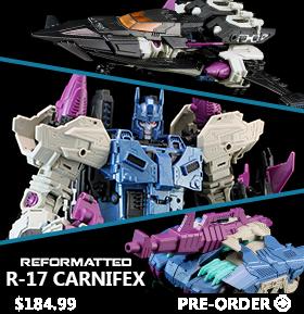 MASTERMIND REFORMATTED R-17 CARNIFEX