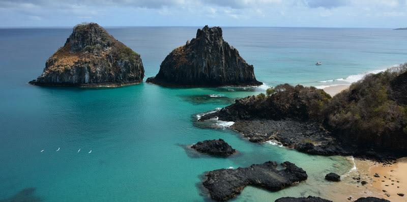 Fernando de Noronha - A Ilha Paradisíaca