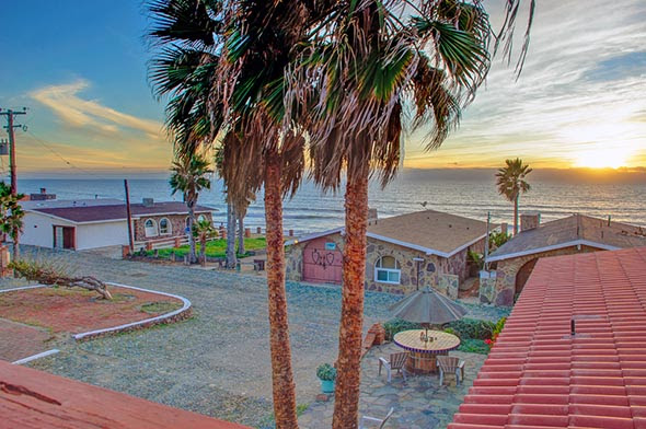 Ocean View Home in Rancho