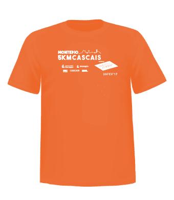 T-shirt Montepio 5 Km de Cascais