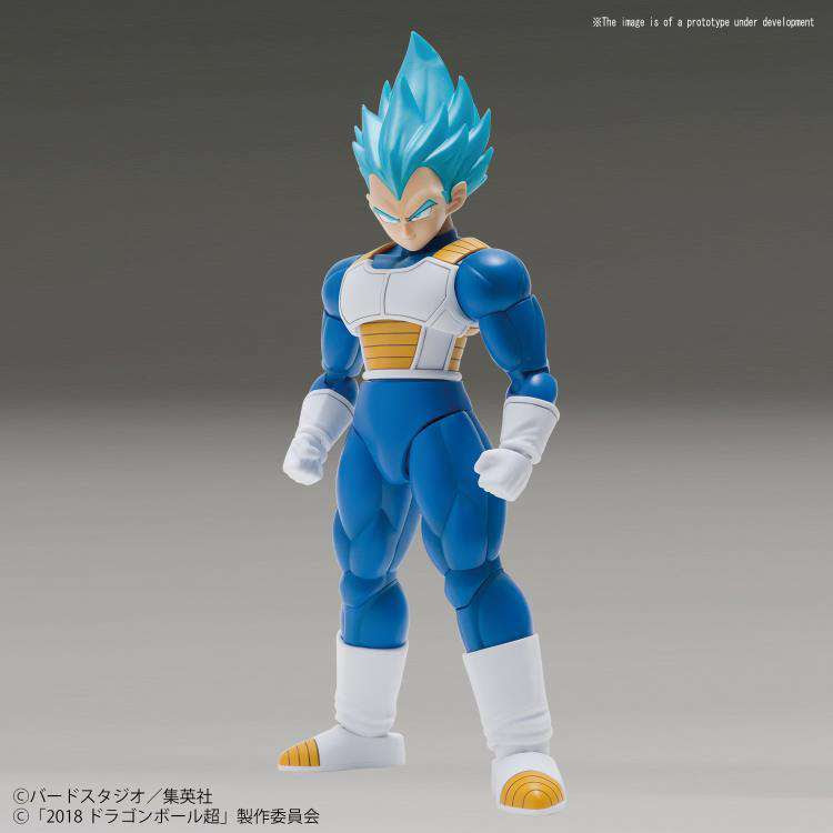 Image of Dragon Ball Super Figure-Rise Standard - SSGSS Vegeta (Special Color Ver.) - FEBRUARY 2019