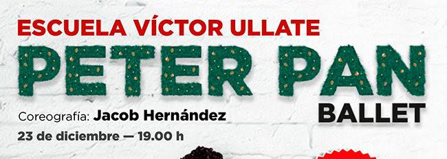 Escuela Víctor Ullate. Peter Pan Ballet