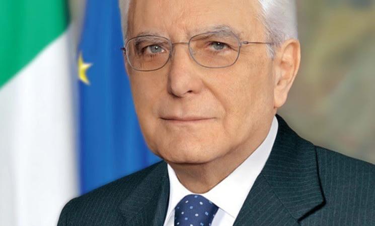 Cinquantenario dell'Associazione: il saluto del Presidente Mattarella