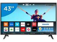 Smart TV LED 43? Philips Full HD 43PFG5813/78