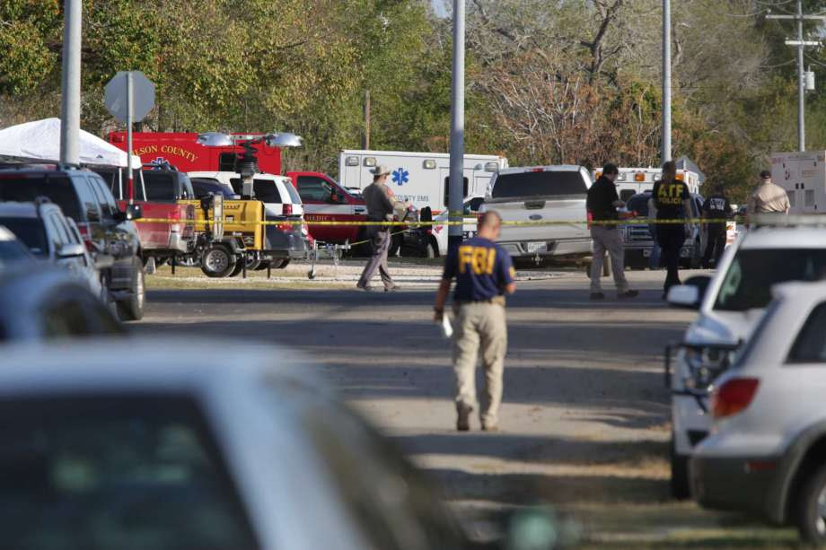Texas Church Massacre: Who Really Did It And Why?
