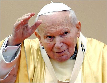 Blessed John Paul II