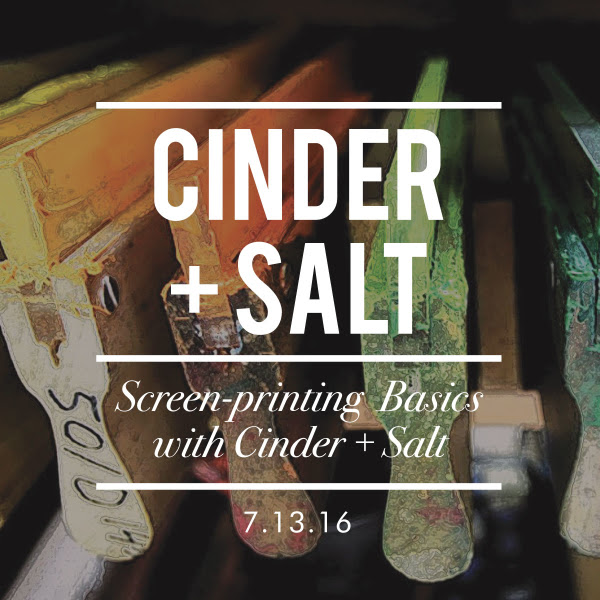http://hartfordprints.com/shop/screen-printing-basics-with-cinder-salt-july-13-2016/?mc_cid=e3fc57dd49&mc_eid=533dfc0f22