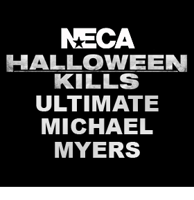 Halloween Kills Ultimate Michael Myers Figure