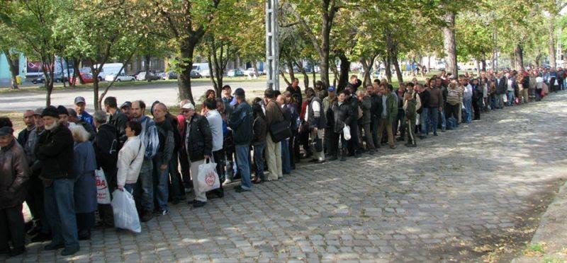 Drámai adatok: a magyarok 23 százaléka éhezik