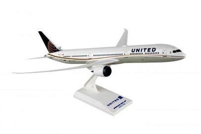 Boeing 787-10 United N78791