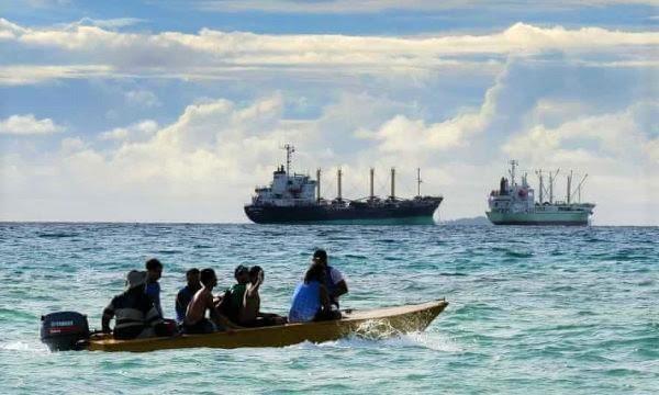 Pescadores de Tuvalu Foto Fiona Goodall-Getty Images para Lumix