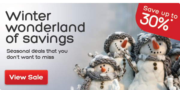 Save Up to 30% OFF Winter Wonderland Hotels Sale at Hotels.com