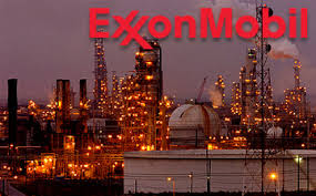 Image result for exxonmobil logo
