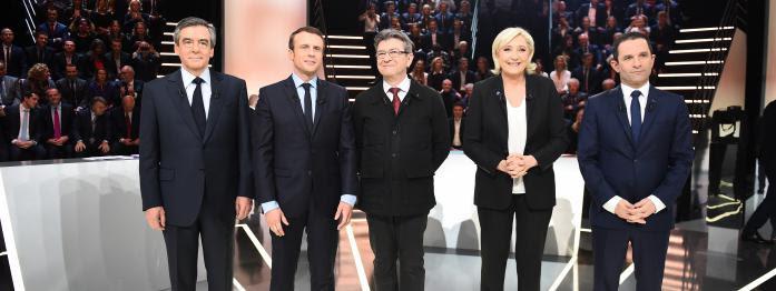 """le premier débat très suivi, l'émission des """"petits"""" candidats fait pschitt, Le Roux rattrapé par des révélations..."""