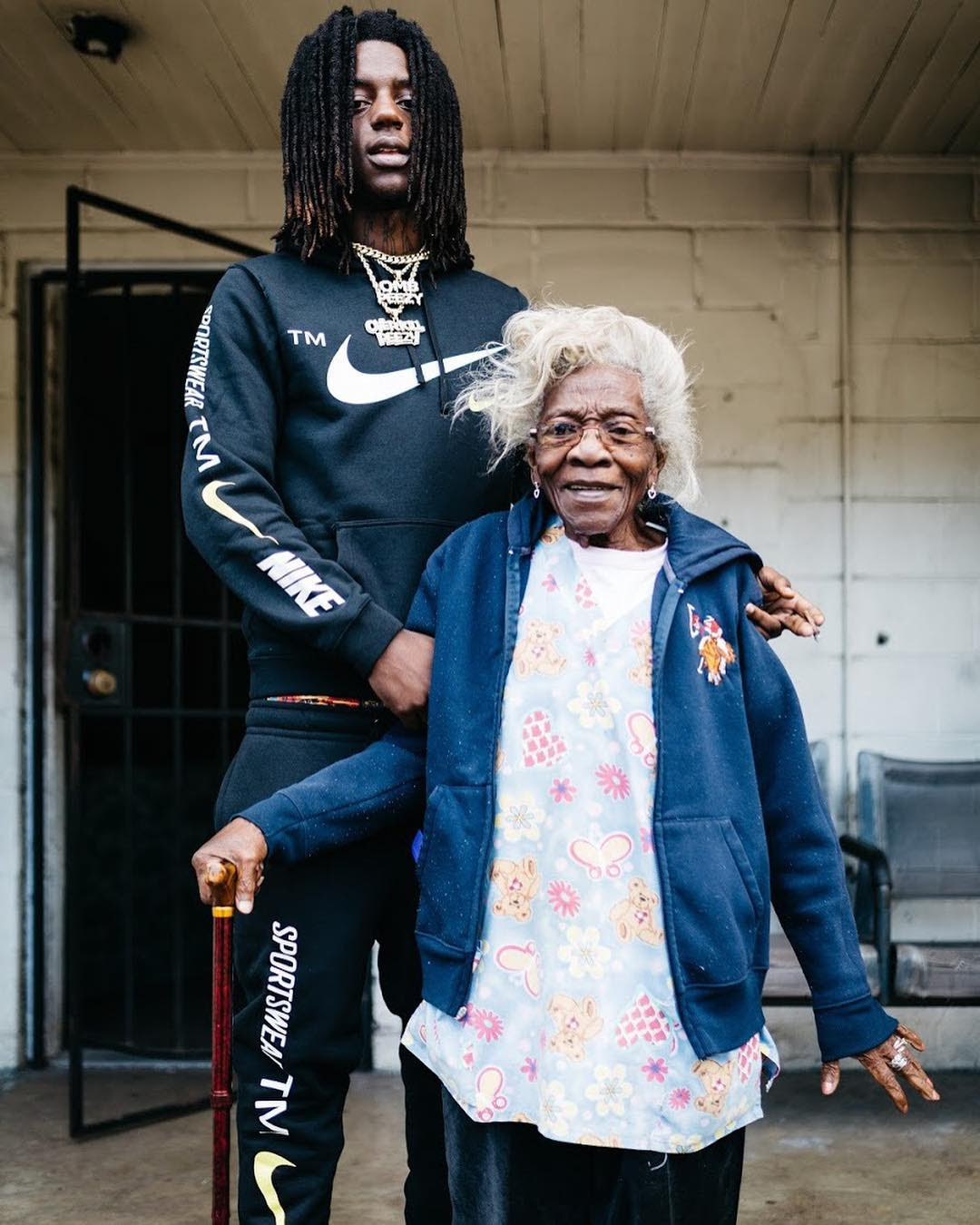 "OMB Peezy's Grandma Inspired 👵""Ms. Lois House"" Now Available to Stream and Purchase"