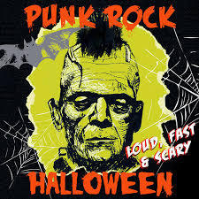 punk rock halloween