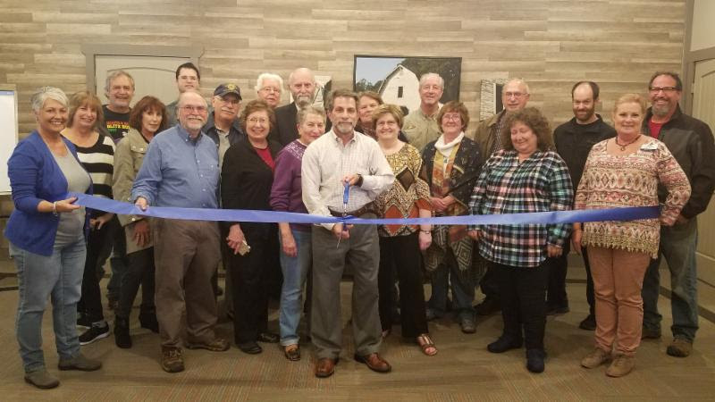 Ribbon Cutting for The Jewish Congregation of Blue Ridge
