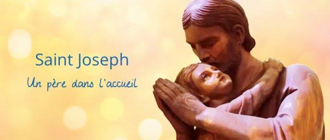 Cinquième jour : saint Joseph, un père dans l'accueil