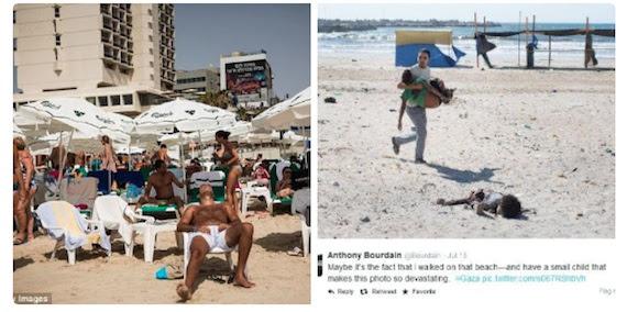 playa gaza israel