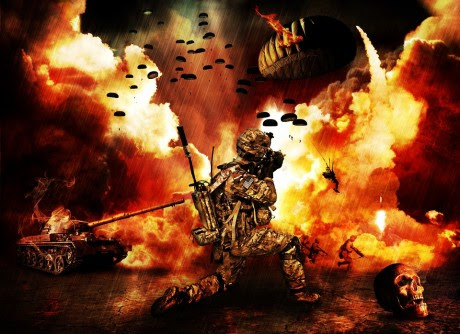 World War 3 Apocalypse - Public Domain