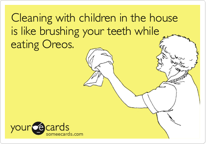 Image result for oreos and teeth brushing meme""