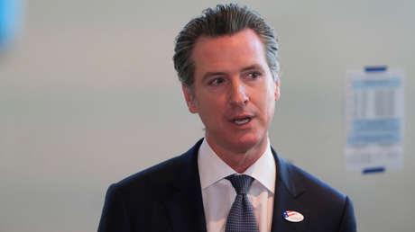 """Gobernador de California ordena estudiar las defunciones desde diciembre para saber """"cuándo realmente comenzó esta pandemia"""""""