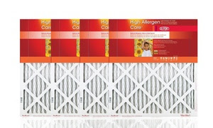 DuPont High Allergen Care Air Filters (4-Pack)