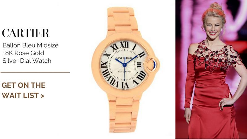 Cartier Ballon Bleu Midzize 18K Rose Gold Silver Dial Watch