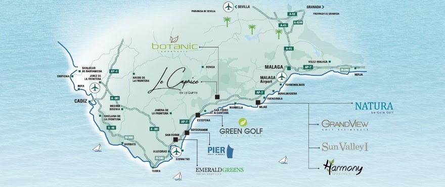 Taylor Wimpey Spain - Costa del Sol properties