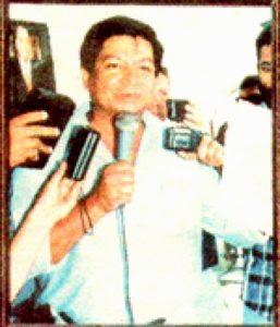 Carlos Luna- Ambientalista, agrónomo, político, padre y esposo / imagen familiar