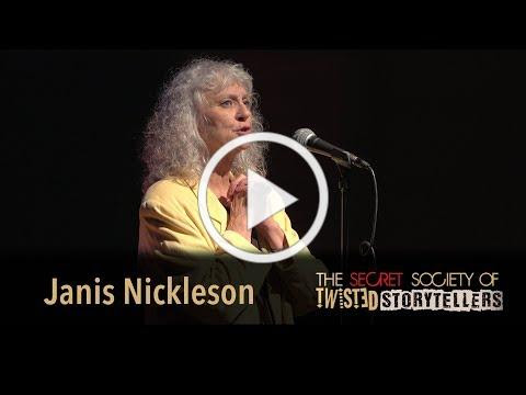 STORYTELLER Janis Nickleson