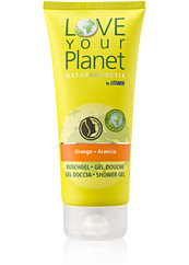 Love_your_Planet_Dusche_Orange