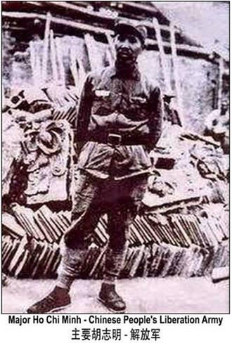 HCM chính là Thiếu tá Hồ Quang