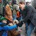 Conor Lamb greeted St. Patrick's Day celebrants in downtown Pittsburgh. Mr. Lamb, a Democrat, won his upset victory in the 18th Congressional District, partly by reawakening dormant Democratic DNA in white working-class voters who had supported Donald Trump.