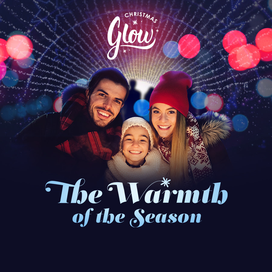 glow christmas - The Warmth of the Season square