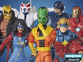 Marvel's Avengers Marvel Legends