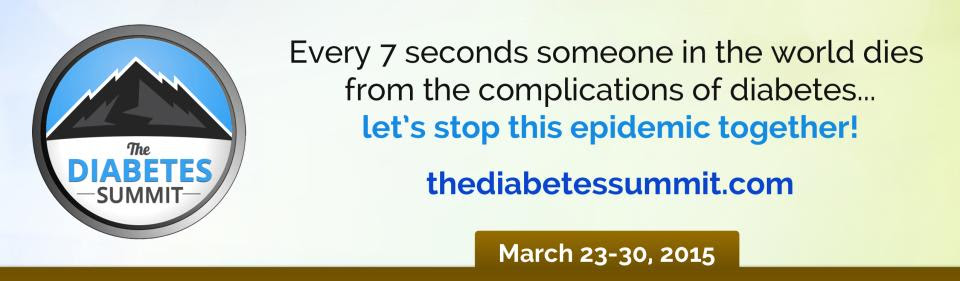Diabetes Summit: Load images for a more visual experience!