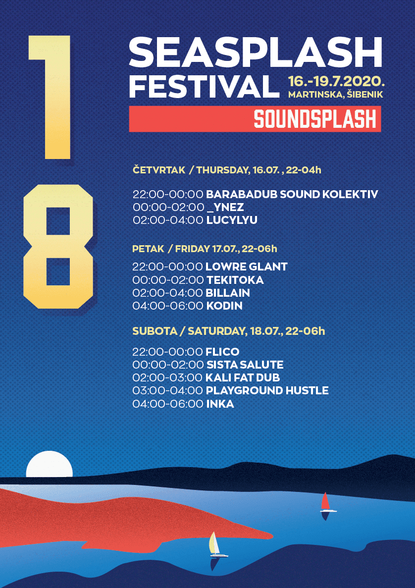 SATNICA SOUNDSPLASH