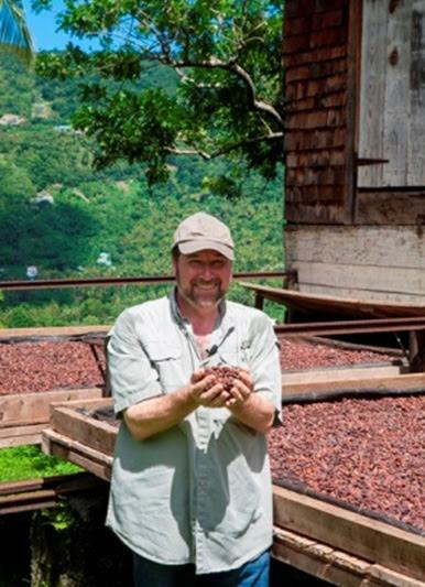 Chocolate Alchemy at Jade Mountain