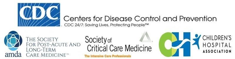 CDC partner logos