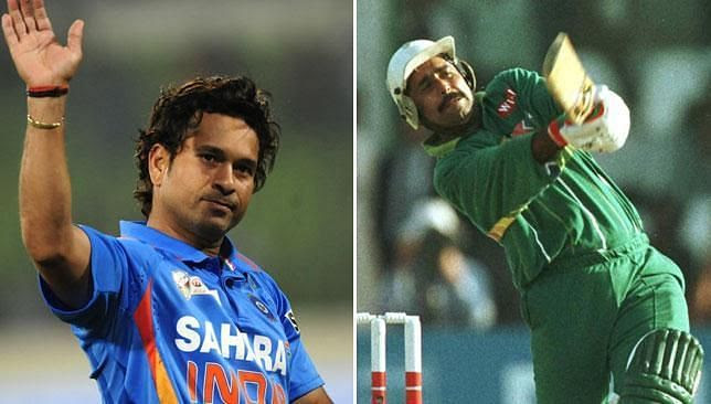 Sachin Tendulkar and Javed Miandad top this list