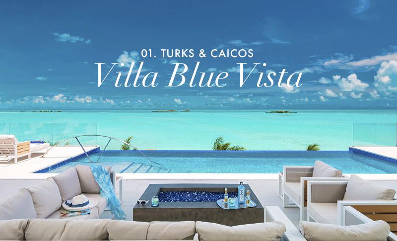 Villa Blue Vista